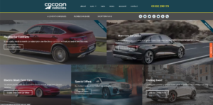Cocoon Vehicles Car Subscriptions